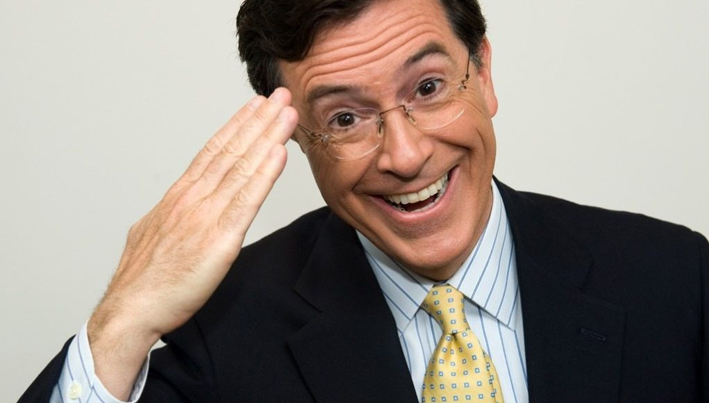 Stephen Colbert's height dp