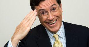 Stephen Colbert's height dp