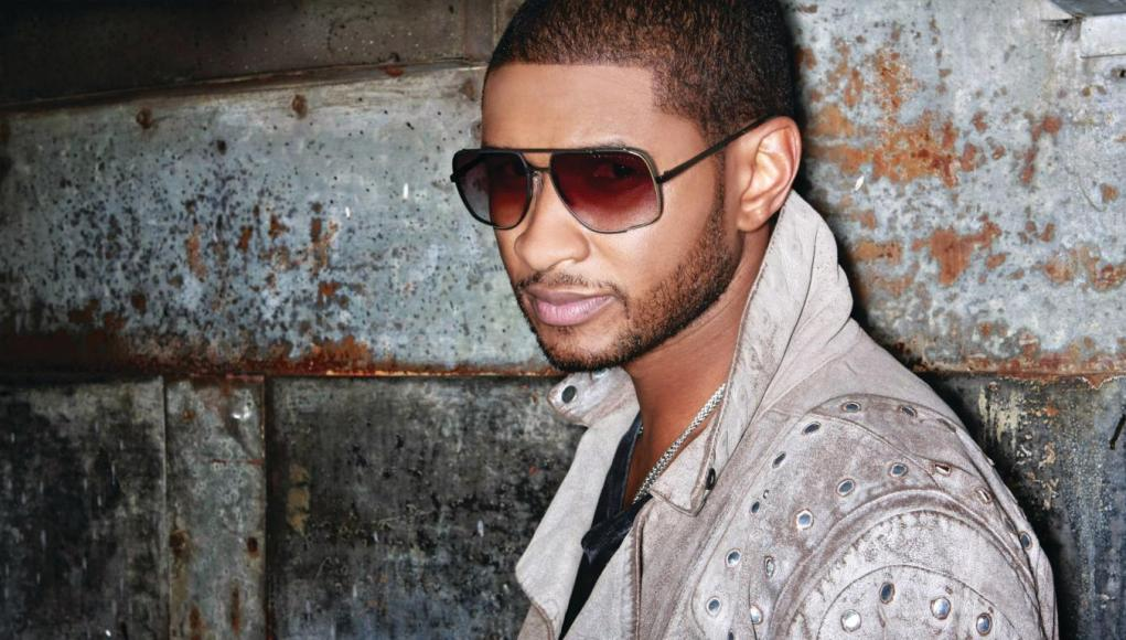 Usher's height