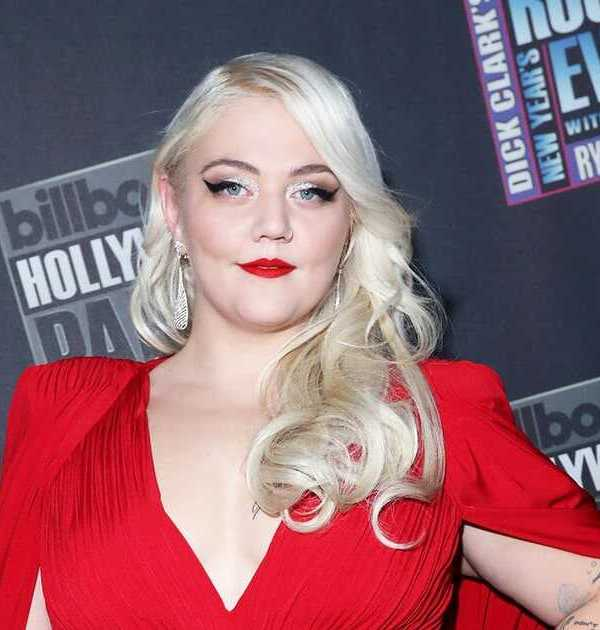 Elle King's height