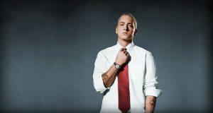 Eminem's height dp