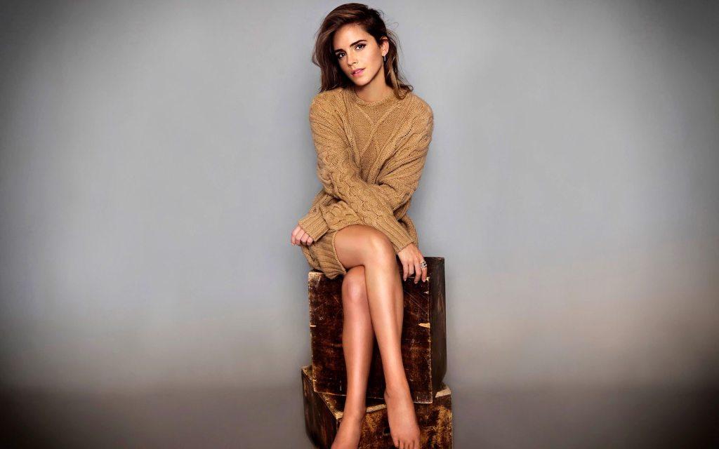 Emma Watson's height 1