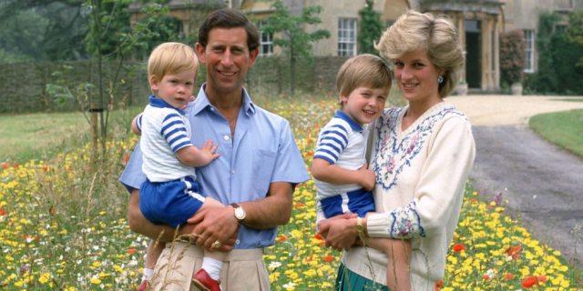 Princess Diana's height 7