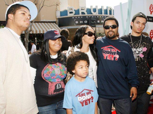 Ice Cube's family 7