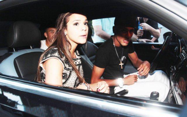 Neymar's girlfriend 5