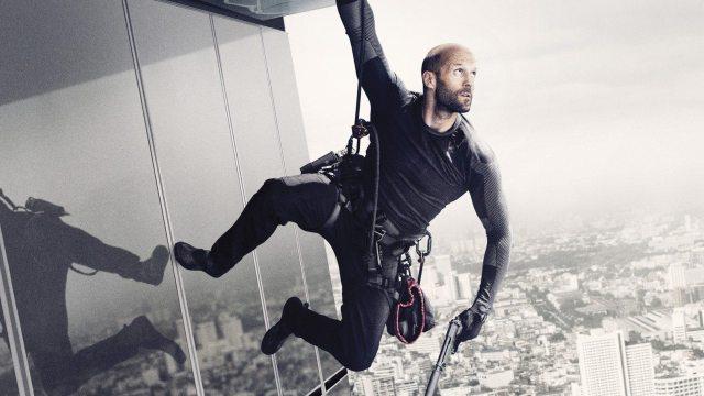 Jason Statham's height 9