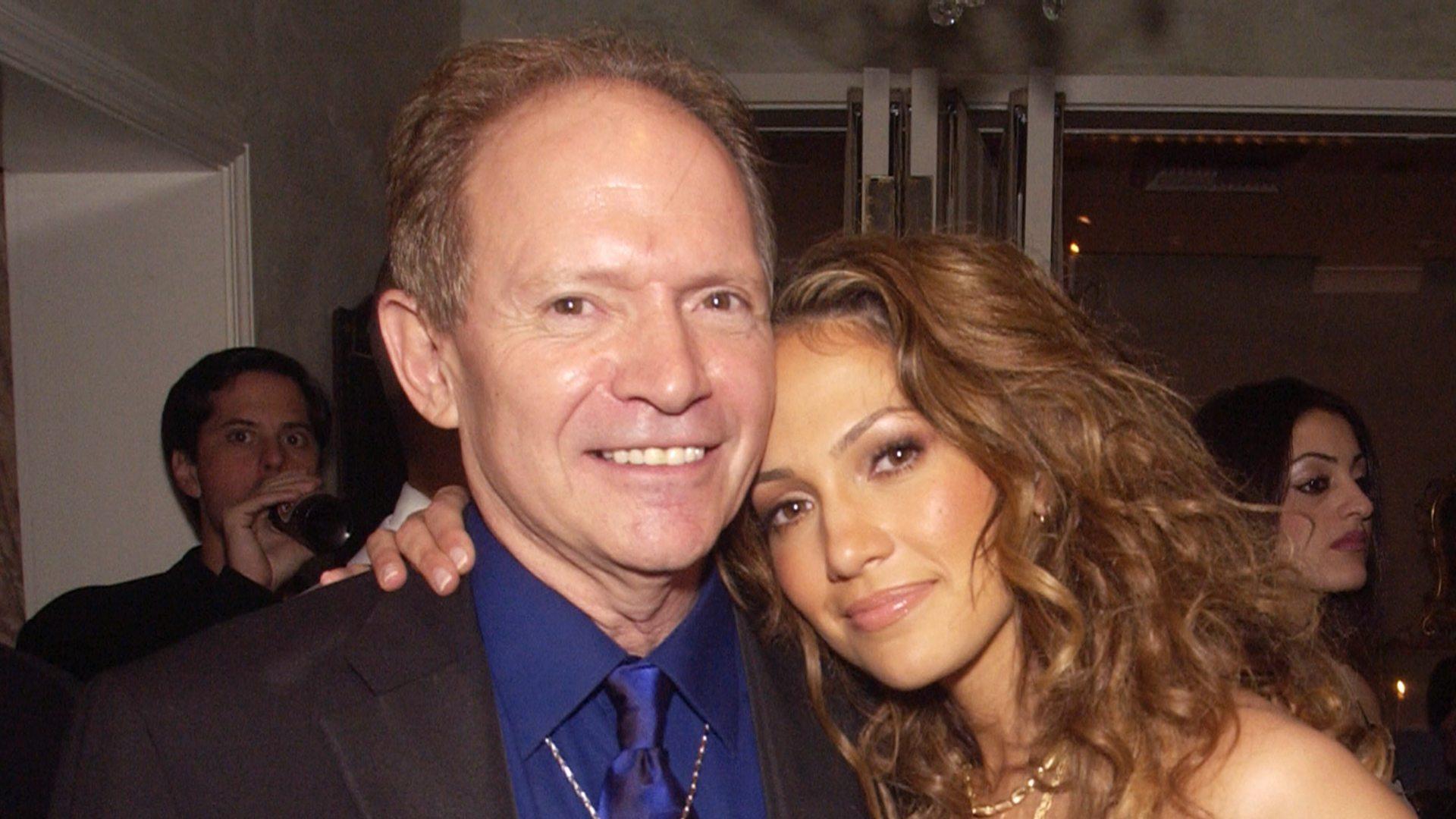 Jennifer Lopez Kids dad
