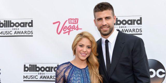 Shakira's height 6