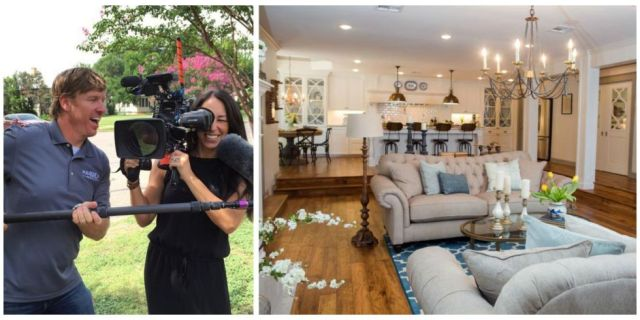 Chip and joanna gaines net worth divorce kids scandal for Do chip and joanna own the houses they show