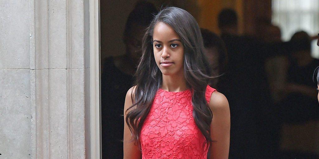 Barack Obama's daughter 3