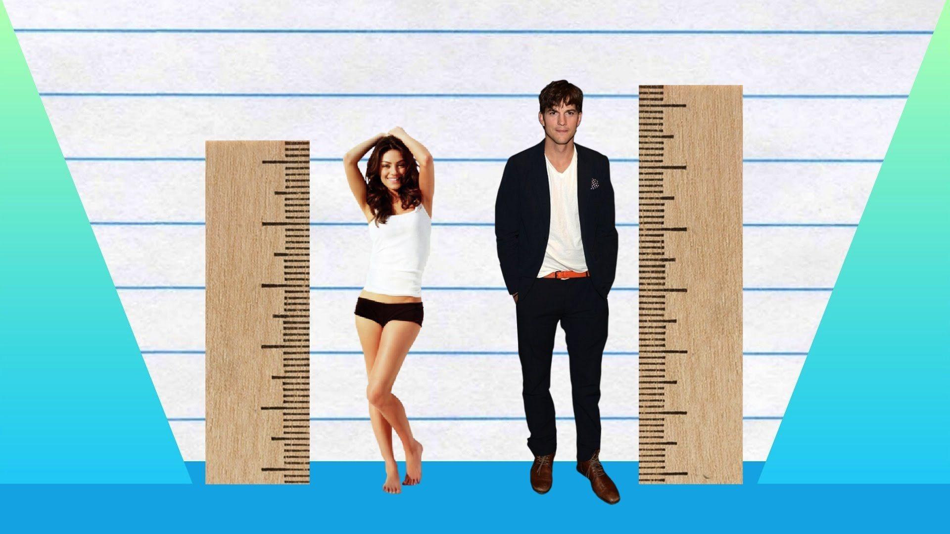 Mila Kunis' height 5