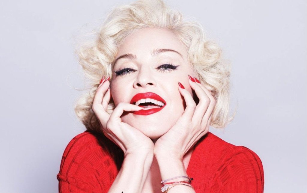 Madonna's height