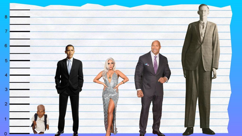 Obama's height 4