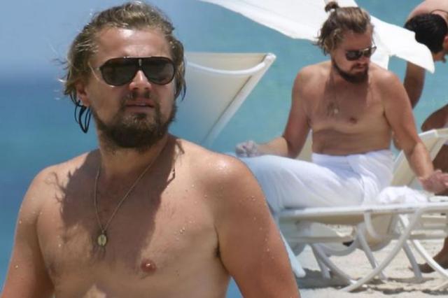 Leonardo DiCaprio's height weight