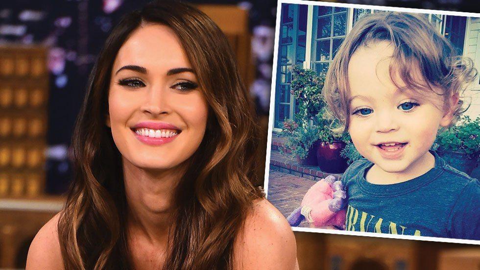Megan Fox Kids 1
