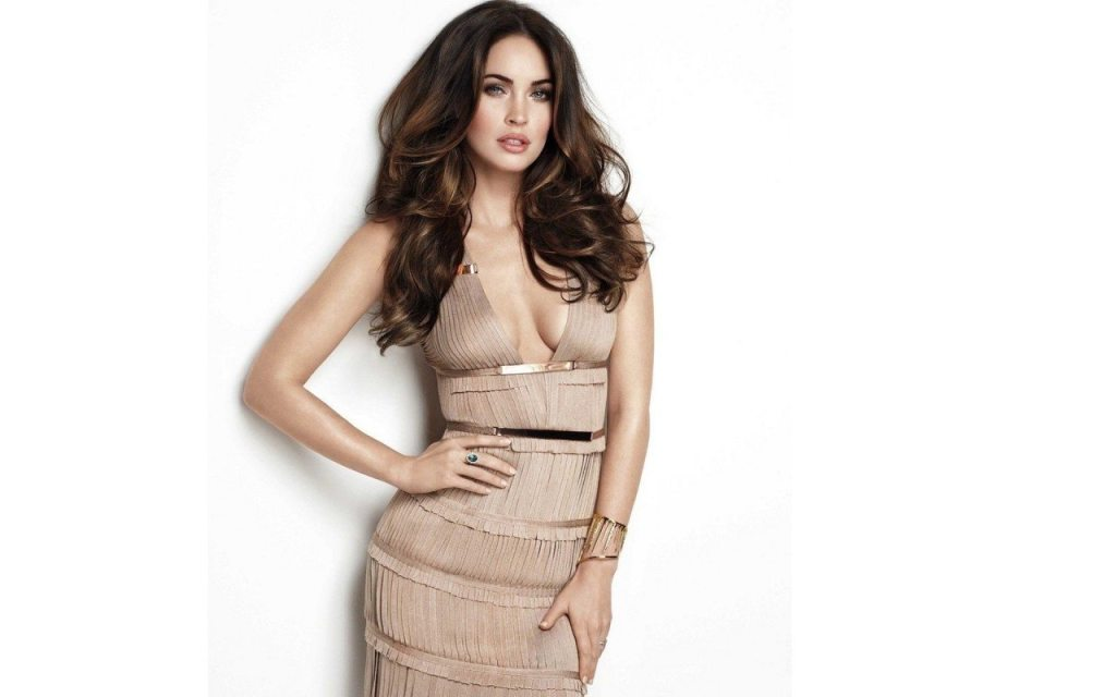 Megan Fox height 2