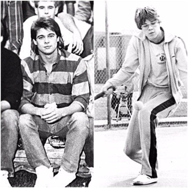 Young Brad Pitt 111