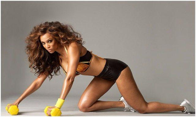 Tyra Banks Height 7