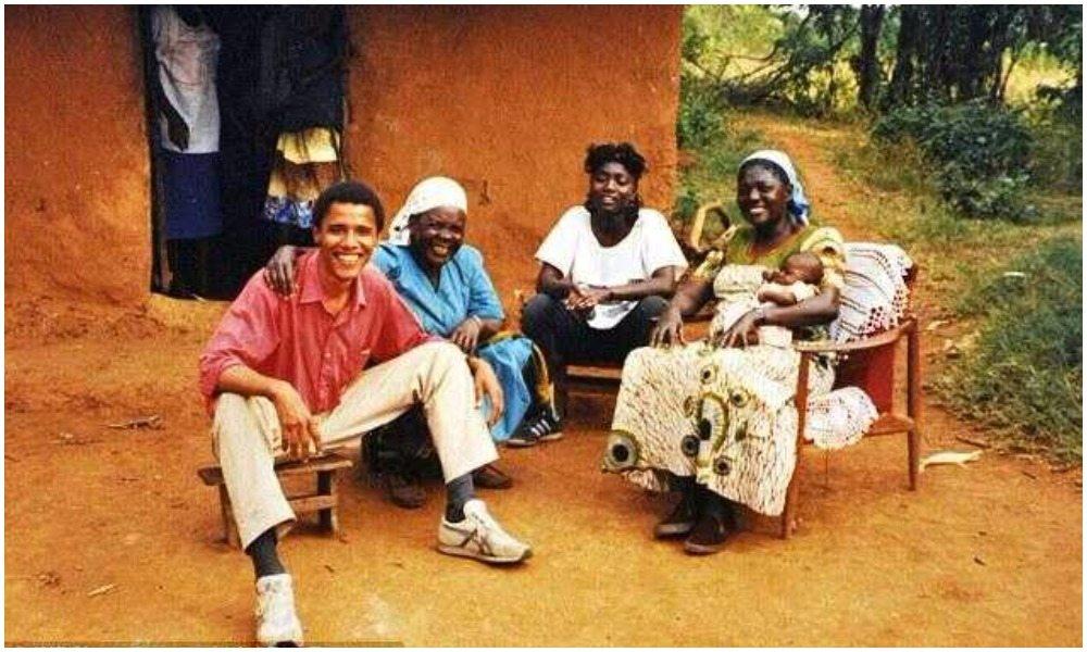 Barack Obama's mother 8