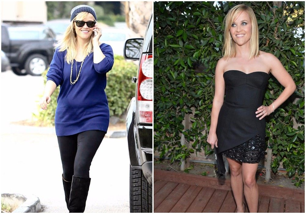 Reese Witherspoon's height 7