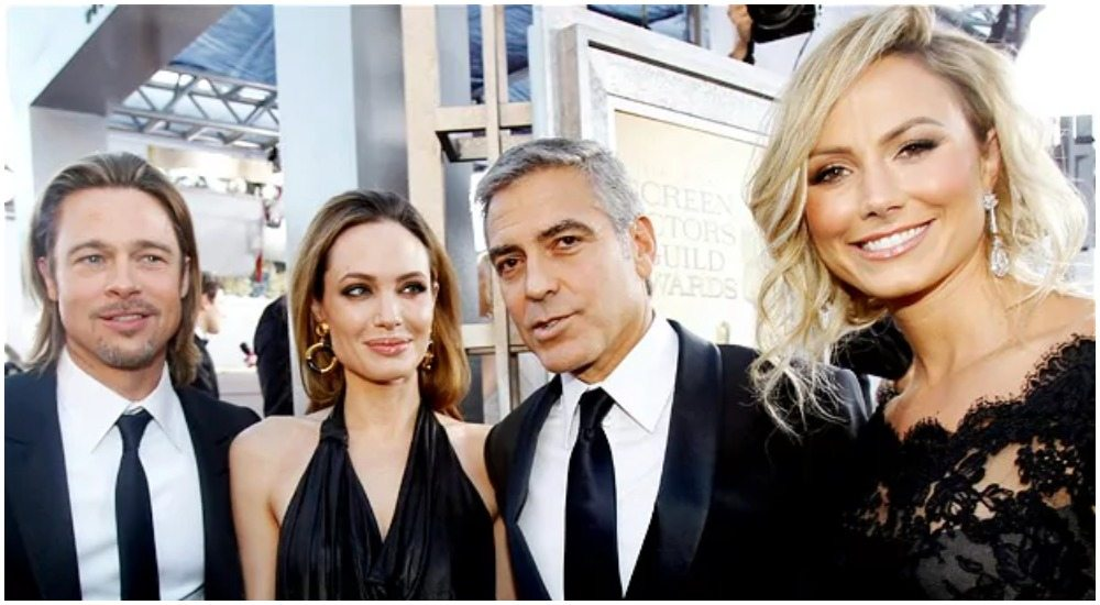 George Clooney's wife 4