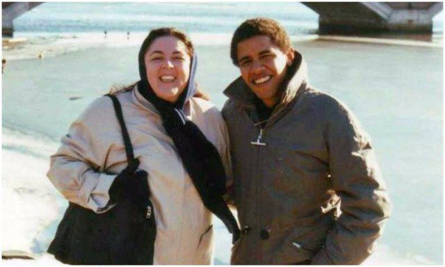 Barack Obama's mother 1