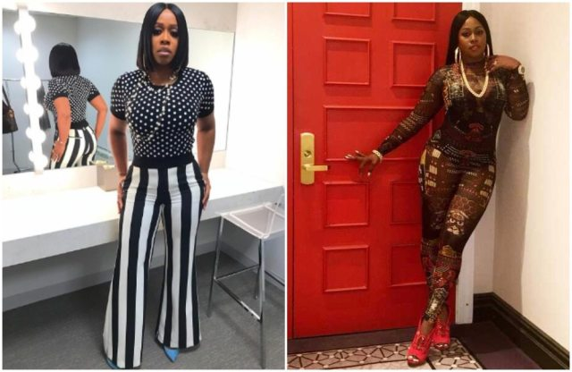 Remy Ma's height 6