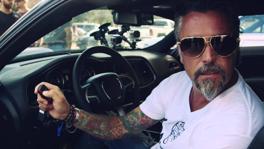 richard rawlings wife married kids house private car