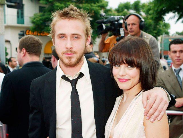 Ryan Gosling's wife 10