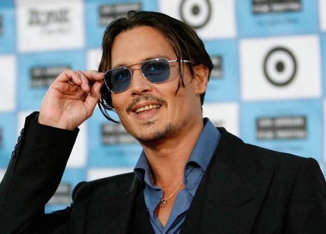 Johnny Depp's teeth 11