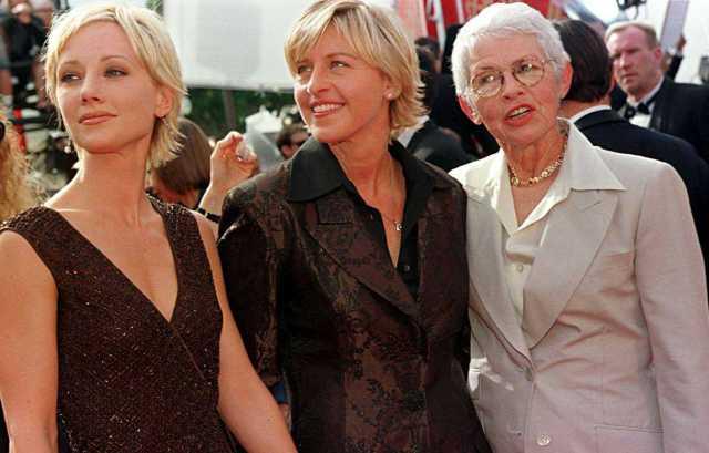 Ellen DeGeneres mother 3