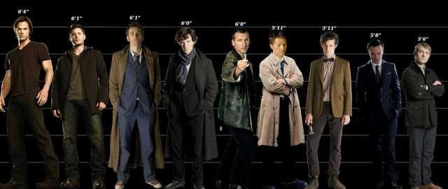 Jared Padalecki's height 4
