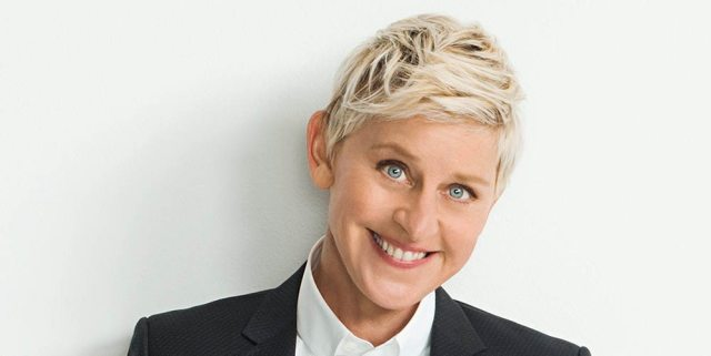 Ellen DeGeneres height 2