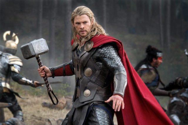 Chris Hemsworth's Height