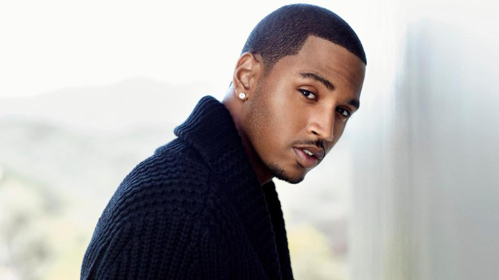 Trey Songz height 2