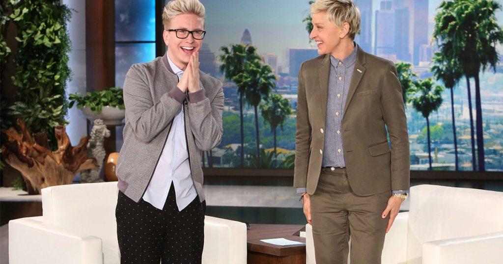 Ellen DeGeneres height 4