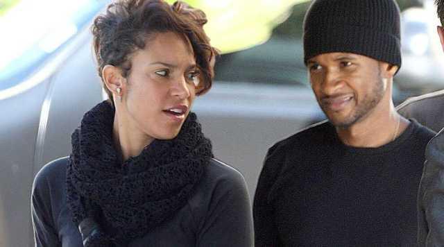 Usher married 6