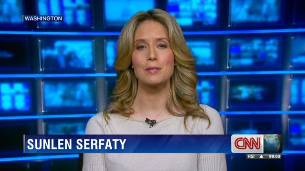 Sunlen Serfaty's wiki