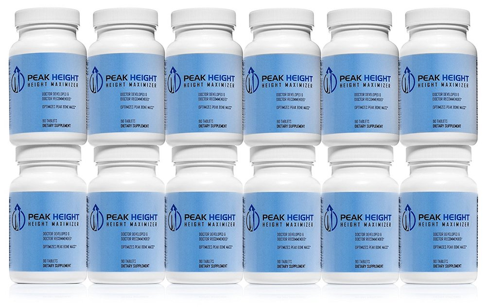 peak height maximizer pills reviews