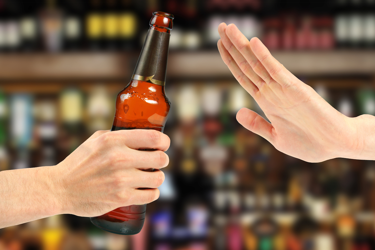 does alcohol stunt your growth
