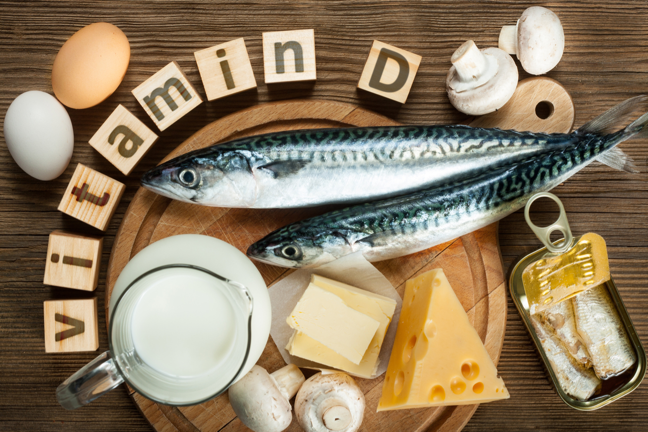 height increasing foods vitamin d3