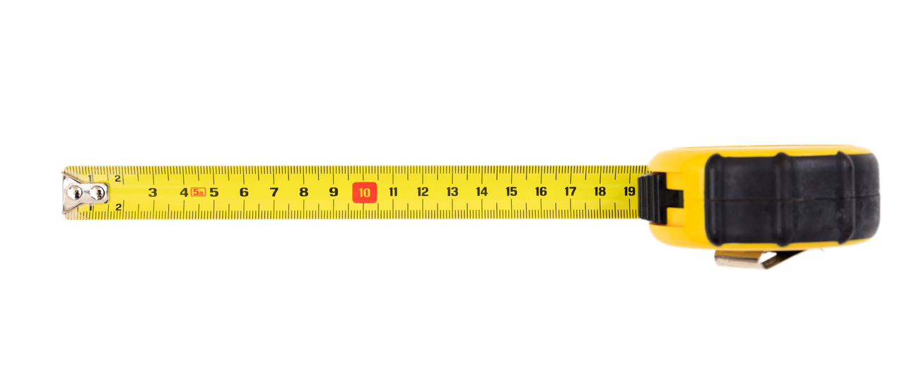 measure height using same ruler