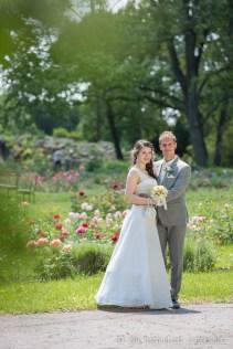Judit és István esküvő fotózás - kreatív fotó