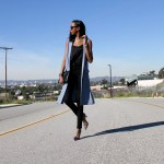 How To Style A Longline Vest