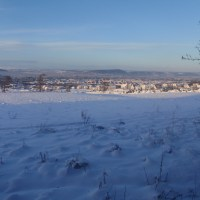 Snowy Inverness