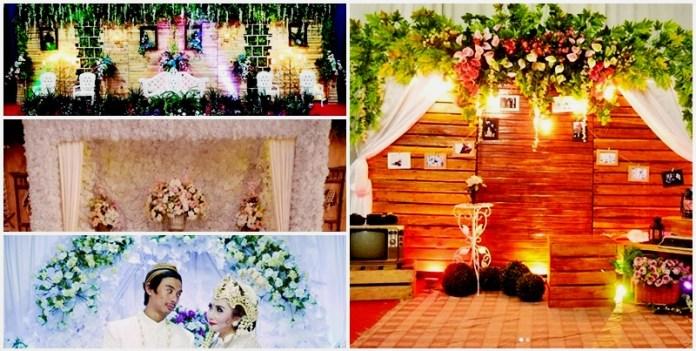 Dekorasi Pernikahan Batang