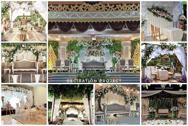 Dekorasi Pernikahan di Klaten
