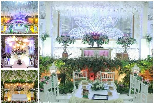Dekorasi perkawinan yogyakarta - bg dekorasi