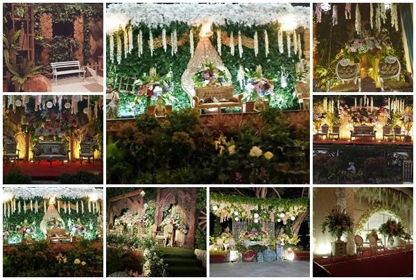 dekorasi wedding bandungan - mandala
