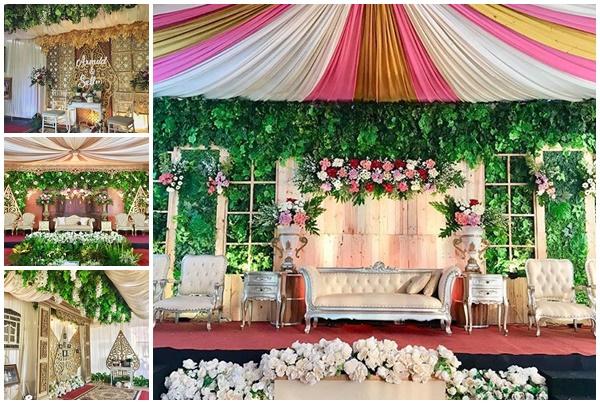 dekorasi perkawinan gunung kidul - rizky dekorasi